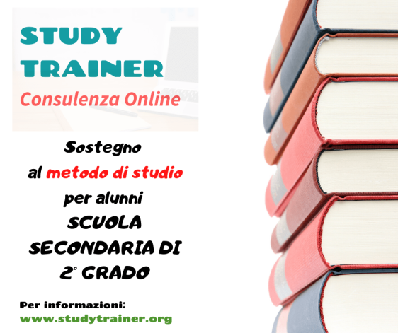 STUDY TRAINER Consulenza Online